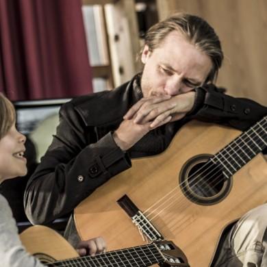 Casa del Guitarra - Københavns Guitarskole