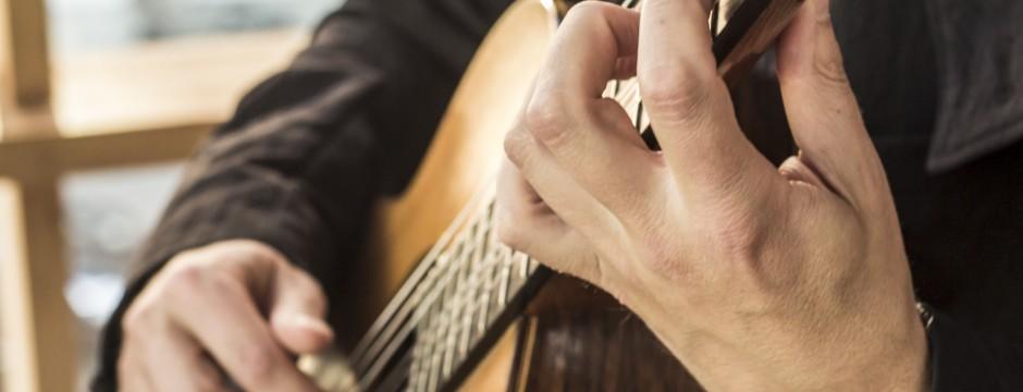 Casa de la Guitarra - Københavns Guitarskole - Kvarterhuset